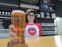 Carole Waggener Jumps From the Corporate World to the Craft Beer Scene |  Food & Drink Features | Creative Loafing Charlotte