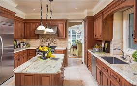 but so does brown as long as you know how to coordinate not sure what material that backsplash is but i like it a lot