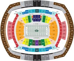 One Direction Metlife Stadium Seating Chart The First