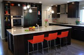 Cherry Cabinets In Kitchen Popularity Of Cherry Kitchen Cabinets Kitchen Kitchen Island