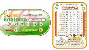 Partecipa al gioco delle estrazioni vincenti, gioca i numeri giusti e scopri se hai vinto. Lotto Draws Today And Superenalotto Numbers On Thursday 28 January 2021 World Today News