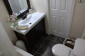 small bathroom makeovers. Before And After Small Bathroom Makeovers Big On Style : Renovation