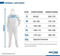 Dupont Tyvek Suit Size Chart Dupont Tyvek Coveralls Sizing Chart Best Picture Of Chart