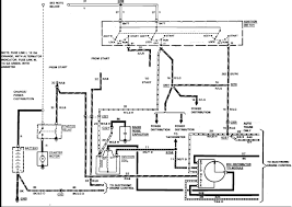 ford f150 starter solenoid wiring diagram ford 1984 ford f150 wireing diagram mounted solenoid started switch van on ford f150 starter solenoid wiring