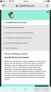 Cookies By Design Tracking