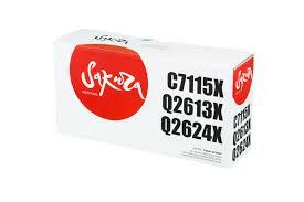 <b>Картридж SAKURA</b> C7115X/<b>Q2613X</b>/<b>2624X</b> для HP LaserJet 1000 ...