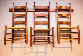 modern shaker furniture. Shaker Chairs On Pegs Modern Furniture