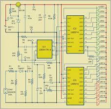 rpm meter for automobiles circuit diagram electronic circuits rpm meter for automobiles circuit diagram