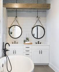 image unique bathroom. Innovation Idea 18 Unique Bathroom Mirrors 2016 Design Trends We Love Image A