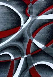 red white blue area rug sevenstonesinc com