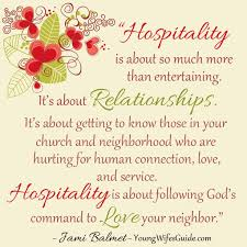 Christian Hospitality Quotes Best of 24 Best Hostess Hospitality Images On Pinterest Hospitality