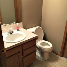 half bathrooms. Perfect Bathrooms Half Bathroom Remodel With Inspirationn Inspiration  For Moms  On Bathrooms B