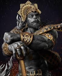 Images Ultra Hd Bodybuilder Hanuman Hd ...