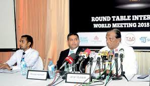 sl all set to host round table international world meeting in september