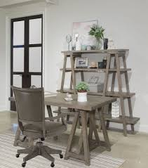 grey home office. Lancaster Grey Home Office Set C