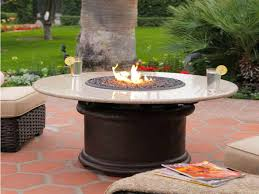 round propane gas fire pit table round propane fire pit patio ideas appealing round propane fire
