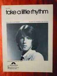 Pop Charts 1980 Details About Take A Little Rhythm Sheet Music Ali Thomson 1980 Pop 15 Hit
