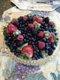 Fred Meyer Birthday Cake Designs Fruit Tart From Fred Meyer Bakery Fruit Food Fruit Tart