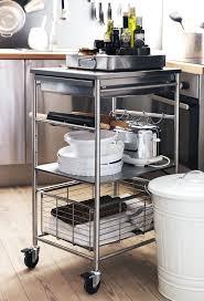 Ikea Keuken Trolley Atumrecom Stainless Steel Kitchen Table Ikea