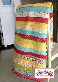 43 best quilts - frayed edges images on Pinterest   Baby afghans ... & strips of frayed edge quilt Adamdwight.com