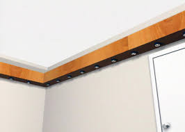 Best Place To Buy Floating Shelves How To Installing A Floating Shelf With Recessed Lighting HGTV 87
