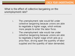 effect of unemployment co effect of unemployment