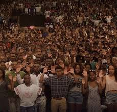"protests against police brutality ""hands up don t shoot  howard university"