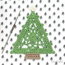 Crochet Christmas Tree Pattern Amazing Top 48 Free Christmas Crochet Patterns