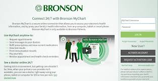 My Chart Access Mychart Bronsonhealth Com Login Into Your Bronson My Chart