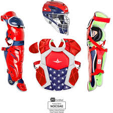 All Star Catchers Gear Size Chart All Star Intermediate System7 Axis Usa Pro Catchers Set