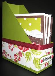 Mini Magazine Holder Inspiration Mini Magazine Holder And Cards By Geobeck Cards And Paper Crafts