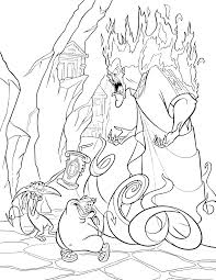 Coloring pages hercules free to print. Hercules Hades Coloring Page Disney Lol