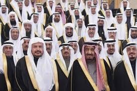 Image result for قلع و قمع شاهزادگان سعودی از درون