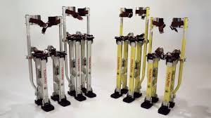 toolpro adjustable drywall stilts