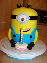 The 34 Best Images About Minon On Pinterest 1st Birthday Cakes