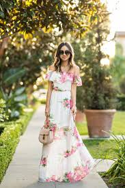 Maxi Dress Lace And Locks