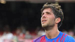 FC Barcelona: Sergi Roberto weinte nach der Niederlage gegen den FC Bayern  wohl in der Kabine