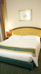 Best Western Park Hotel: big twin bed