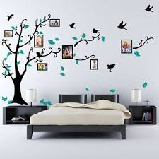 family tree bird photo frame nursery wall quotes wall stickers wall art blue small on wall art family tree uk with family tree bird photo frame nursery wall quotes wall stickers