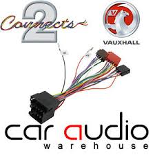 ct20vx02 vauxhall opel astra g vectra b corsa c iso wiring harness image is loading ct20vx02 vauxhall opel astra g vectra b corsa