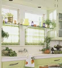 Find great deals on kitchen curtains at kohl's today! 14 Diy Kitchen Window Treatments Kitchen Window Treatments Kitchen Window Shelves Kitchen Window