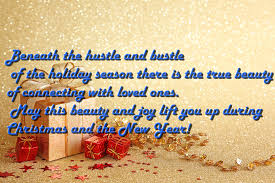 Beauty Of Christmas Quotes Best of Merry Christmas Wishes 24