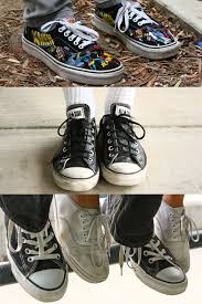 converse vs vans. there\u0027s tough competition among high school students for the battle between converse and vans. credit vs vans t
