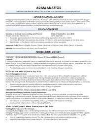 Resume Examples For Non College Graduates Eastywesthideaways Best