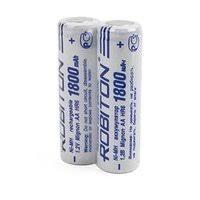 «ROBITON AA <b>1800 мАч</b> Prof» — Батарейки и <b>аккумуляторы</b> для ...
