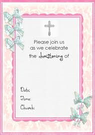 baptism card template blank christening invitations design blank christening invitation