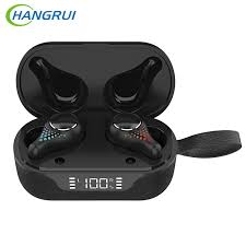 Hangrui 2020 <b>Newest T8 TWS Bluetooth</b> 5.0 Earphones Wireless ...