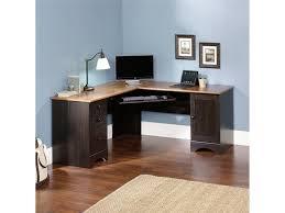 Light Oak Corner Computer Desk Fabulous Corner Computer Desks For Home Office Furniture
