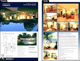 House For Rent Flyer Template Word Property Flyer Template