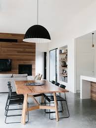 Contemporary Pendant Lighting For Dining Room Minimalist